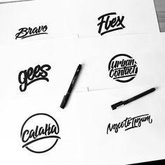 From illesso_ on Instagram. I am available for commissions feel free to get in touch!  #customtype #customlettering #customtypography #goodtype #thedailytype #type #typism #typegang #typespot #typography #typematters #brushtype #handtype #handdrawn #handmadefont #letters #lettering #letteringdesign #pen #ink #illustration #illustrated #font #design #script #sketch #drawing #thefinelab #todaystype #lettering