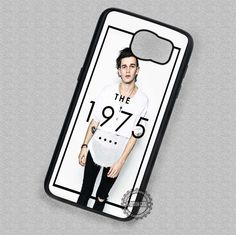 Man with Square Matt Healy  The 1975 - Samsung Galaxy S7 S6 S5 Note 7 Cases & Covers