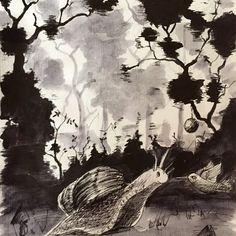 GAMZE OLGUN: Doodles Doodles, Painting, Art, Painting Art, Scribble, Paintings, Kunst, Paint, Sketches