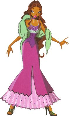 winx club aisha/Layla outfit - Bing Images