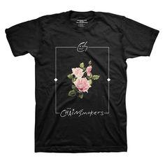 Check out The Chainsmokers Roses Tee on @Merchbar. http://www.merchbar.com/dance-electronic-edm/chainsmokers/the-chainsmokers-roses-tee