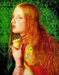 Mary Magdalene (1858-60) AFA Sandys