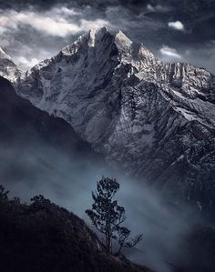 A Mountain Memory by Max Rive on 500px