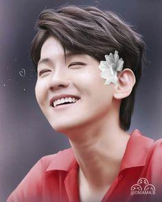 변백현 | Baekhyun | Baekhyun Fan Art | Kk aebsong | 'ㅅ'