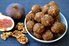 Fig Newton Energy Balls | Every Last Bite