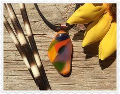 The Bohemian Spirit Garden Trowel, Garden Tools, Colored Glass, Bohemian, Pendants, Jewelry, Jewellery Making, Jewlery, Jewelery