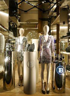 RetailStoreWindows: Balmain, Milan Visual Merchandising, 10 Corso Como, C Wonder, Holt Renfrew, Charles Keith, Exhibition, Matches Fashion, John Varvatos, Cath Kidston