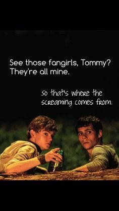 Hahaha but I'm for Thomas<<<< hahaha which one? Newt Thomas or Dylan Thomas cause I'm for Thomas Sangster Maze Runner Funny, Maze Runner Thomas, Maze Runner The Scorch, Maze Runner Cast, Maze Runner Movie, Maze Runner Trilogy, Maze Runner Series, Newt Thomas, Thomas Brodie