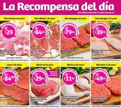 Las tiendas Soriana Híper y Soriana Súper tienen las siguientes ofertas de carnes para clientes con tarjeta Soriana Recompensas del 6 al 11 Enero.