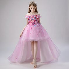 Kids Flower Girl Dresses, Girls Party Dress, Little Girl Dresses, Wedding Party Dresses, Bridal Dresses, Girls Dresses, Prom Dresses, Gown Wedding, Flower Dresses