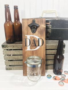 Are you looking for that special gift to give to your dad this Fathers' Day? If he is the kind of man who already owns everything than nothing beats giving him a nice personalized gift from your heart. I have complied a list of 10 personalized fathers day gifts to bring a smile to his face. Among these Fathers Day presents you will find something for every dad. fathers day gift basket | personalized father's day gifts | fathers day gifts from daughter | gift for dad #giftsfordad #fathersday
