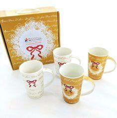 Cool Mugs, Fine China, Wreaths, Coffee, Box, Tableware, Christmas, Kaffee, Xmas