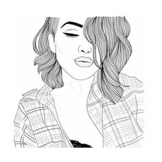 We ❤ It ❤ liked on Polyvore featuring fillers, doodle, drawing, outline, quotes and scribble