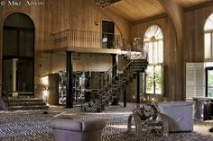Mike Tyson's Abandoned Mansion         ~          Damn Cool Pictures Good.