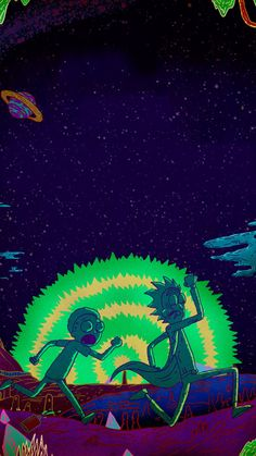 Rick And Morty Wallpapers Top Free Rick And Morty inside The Most Rick Et Morty Wallpapers - All Cartoon Wallpapers Cartoon Wallpaper Hd, Trippy Wallpaper, Movie Wallpapers, Cool Wallpaper, Cute Wallpapers, Wallpaper Backgrounds, Iphone Wallpapers, Iphone Backgrounds, Space Backgrounds