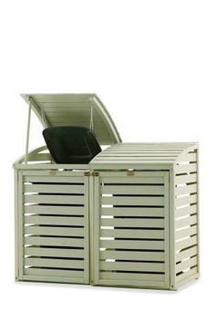 Hate having to look at the wheelie bins in the corner of your garden? Does it kill the character? Well look no more with our Double Wheelie Bin Store!