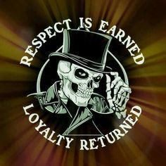 Respect is earned. Loyalty is rewarded after but can be revoked at the drop of a pin. True Quotes, Great Quotes, Funny Quotes, Inspirational Quotes, Motivational, Funny Memes, Gangsta Quotes, Badass Quotes, Gangsta Tattoos