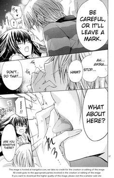 Watashi ni xx Shinasai! 41: Akira's House at MangaFox.me