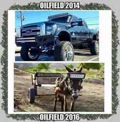 Then and now, thinking of the oilfield workers. #RoughneckLife #Roughneck