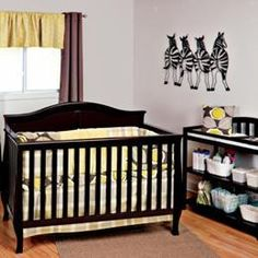 Child Craft Cribs - All you need to know about Crib Conversion Kits. #babynursery #cribbedding #cribconversionkits