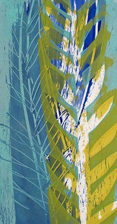 Bridget Jones Glass - enamels