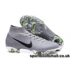 online store b21df 6ea32 Welcome to visit Nike Mercurial Superfly VI 360 Elite FG Mens Football Boots  - Grey