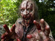 The+Walking+Dead+Zombies+Makeup | The Walking Dead