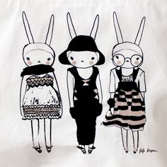 Fifi Lapin: The Large Shopper - The last of the blog sales