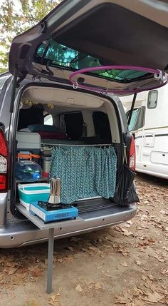 Recommendations to guide you Expand Your expertise of camping Auto Camping, Minivan Camping, Camping Diy, Truck Camping, Camping Survival, Family Camping, Camping Storage, Camping Stuff, Camping Crafts
