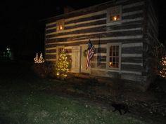 Miller House Cabin :)