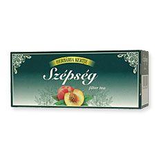 Szépség filteres tea