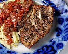 Lamb Shoulder Chops on Pinterest | Lamb Chop Recipes, Grilled Lamb ...
