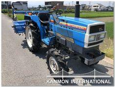 UsedJapaneseTractors.jp : MITSUBISHI MTE 2OOO 4WD Tractors, Monster Trucks