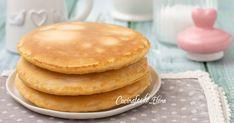 I pancakes salati sono davvero buonissimi, soffici come una nuvola, alti e morbidissimi, si sciolgono in bocca, li fate in 5 minuti e senza burro!