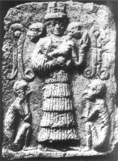 Nintu-Sumerian Mother Goddess