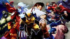 El equipo de Marvel sabe que queremos un nuevo Marvel vs Capcom