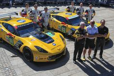 LM24: Corvette Racing welcomes Ford. RACER.com