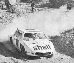 "1970- ""Capilla del Monte"". ""Pirin"" llegaba 2do. con la IKA Torino Liebre 1 1/2- F 100. Rally, Retro, Racing, Vehicles, Tourism, Argentina, High Road, Cars, Friends"