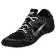 Women's Nike Free Bionic Training Shoes~made specifically for Intervals, Bootcamp, and Kickboxing