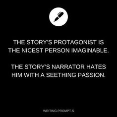 Fair warning, this would severely affect the tone, so your reader night end up hating the protagonist.