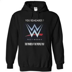 with the strength sports ( WWE ) , all the power here i - custom tee shirts #sweatshirts for men #sport shirts
