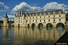 Popular on 500px : chenonceau france by kotsaris4