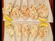 saumon fumé, fromage frais, crême fraîche, pomme, jus de citron, Poivre, aneth
