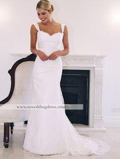 Beach Wedding Dress - I Really Like The Style And Shape Of This Dress.