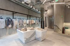 Zadig Voltaire flagship store by Isabelle Stanislas Paris 03