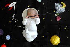 "Creative photography project ""The Bonnie Days"" Title:Rymden (Space)  ©Linda Skoog Törncrantz  #photography # Portraiture #kids #art #fun #creative #D.I.Y #babies #space"