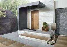 s1 eingangs berdachung zu einer seite welcome home pinterest vordach eingang und hauseingang. Black Bedroom Furniture Sets. Home Design Ideas