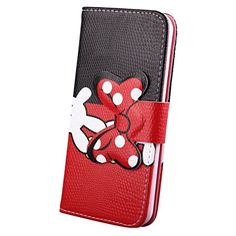 MOUSE Monster Lovely Stylish Bow Bowknot Leather Flip Wallet Stand Case with Card Slots for Apple Iphone 5 5S Gift with Free Radiation stickers & Stylus Pen(Black Red Bow Bowknot Glove) FLG http://www.amazon.com/dp/B00PLNF678/ref=cm_sw_r_pi_dp_wpTTub1Z2CK0X