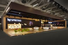 Nespresso Stand at IFA 2014 in Berlin