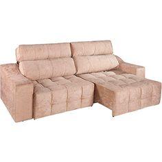 sofa retratil. sof retrtil para sala httpwwwcasabelainteriorescompsofasretrateishtml pinterest ps e sofs sofa retratil